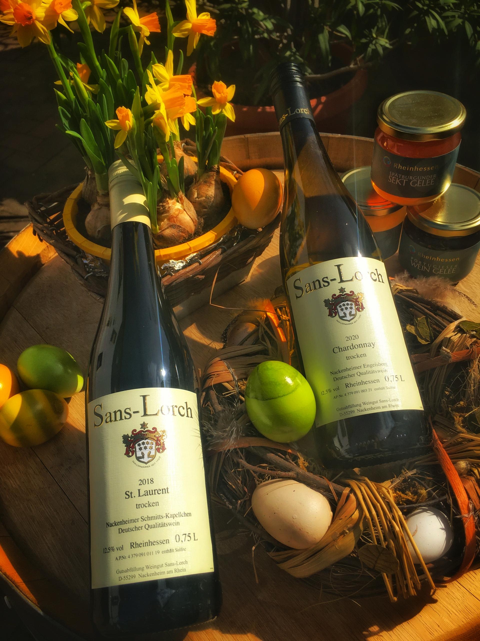 Weinempfehlung zum Osterfest
