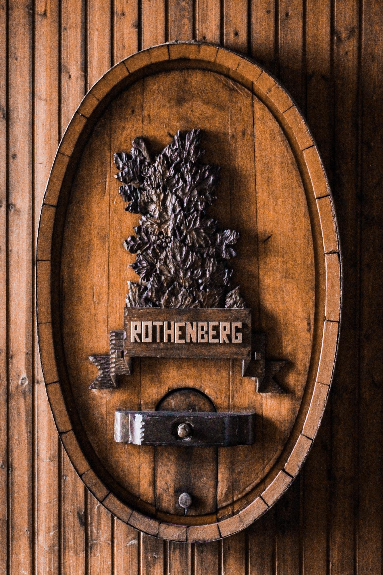 Fassspiegel Rothenberg